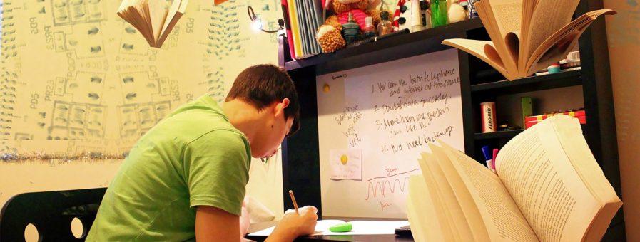 dyslexie stappenplan leren tekst